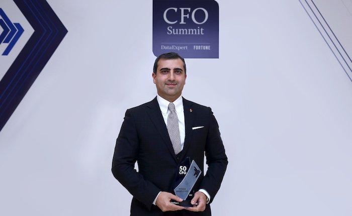 SOCAR Türkiye'ye 'En Etkin 50 CFO' ödülü