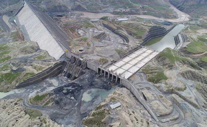 Cizre HES yılda 987 GWh elektrik üretecek