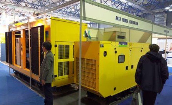 Aksa Jeneratör Electric & Power Indonesia'ya katıldı
