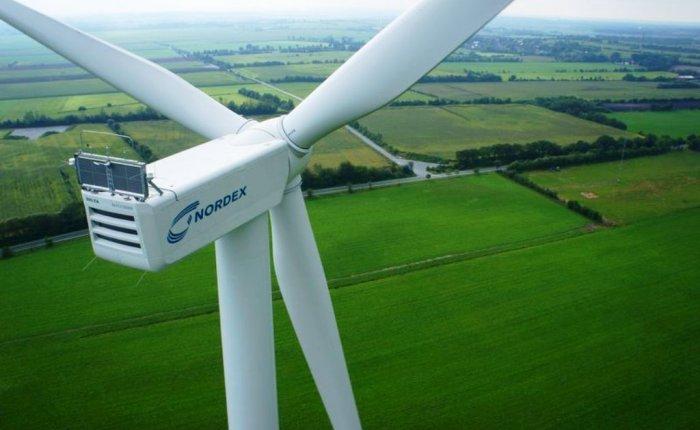 Nordex ABD'den 350 MW'lık türbin siparişi aldı