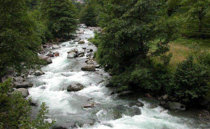 Amasya'da 22 MW'lık Karayel HES kurulacak