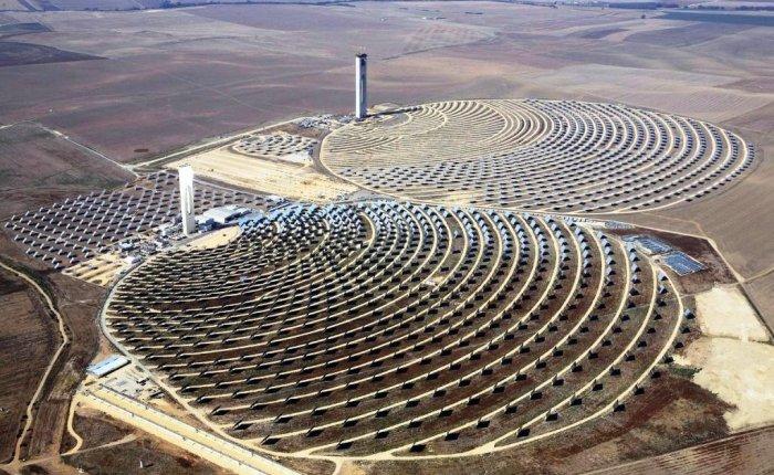 Fas'ta 800 MW'lık güneş santrali kurulacak