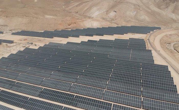 Filistin ilk güneş santralini açmaya hazırlanıyor