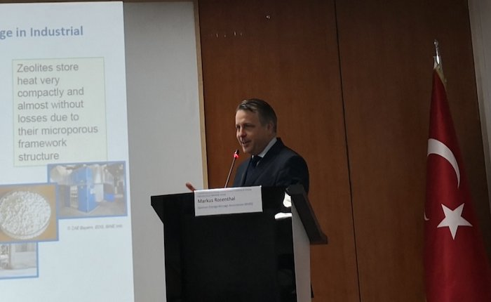 Rosenthal: Depolama İsviçre Çakısı gibi çok amaçlı kullanılabiliyor