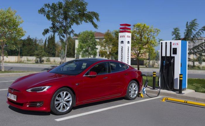 ZES elektrikli araçları Ege ve Akdeniz'e indirdi