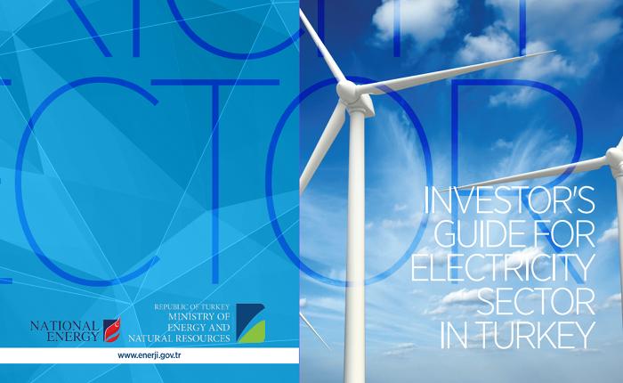 Enerji Bakanlığı 3 yabancı dilde yatırım rehberi hazırladı
