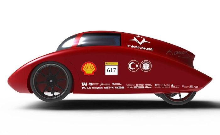 Hidrojen yakıtlı araçla Ankara-İstanbul yolculuğu 5 lira