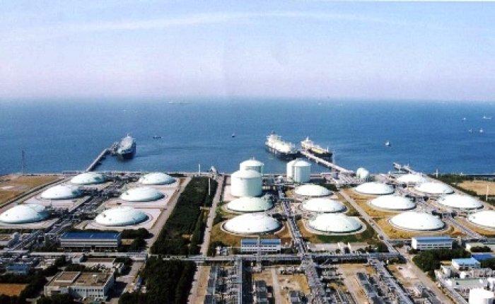 Japon Inpex, Endonezya'da LNG tesisi kuracak