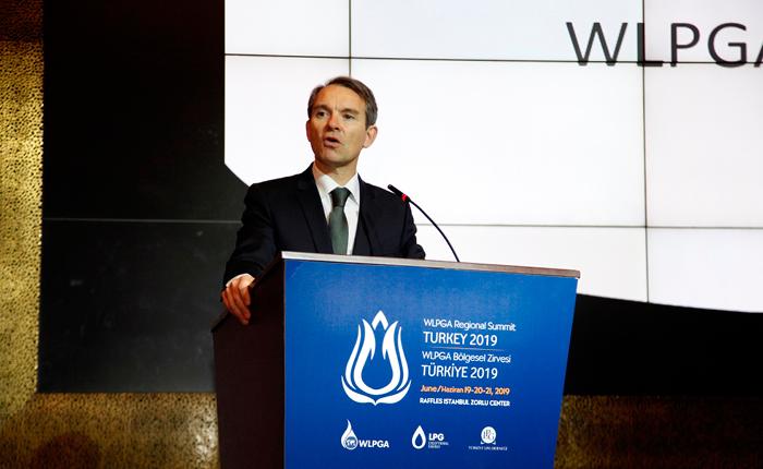 James Rockall: Enerji tüketimi 20 yılda %25 artacak
