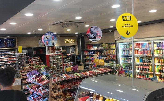 Akaryakıt istasyon marketleri 7/24 açık kalacak