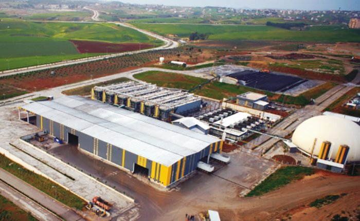 Konya'da atık gazından enerji üretilecek