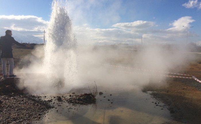 İzmir Valiliği Dikili'de jeotermal kaynak arayacak