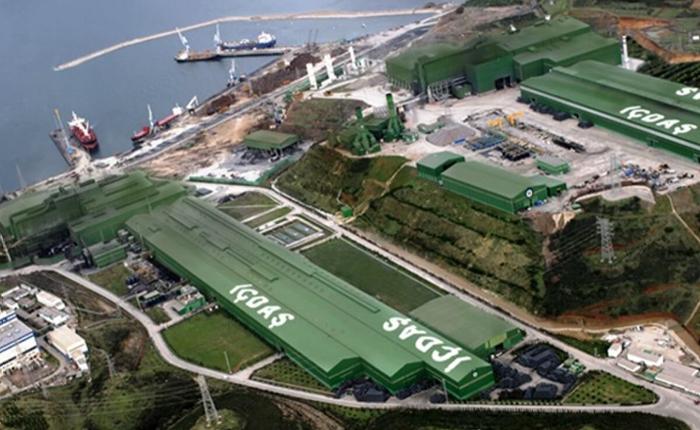 İÇDAŞ'ın Çanakkale tesisleri Özel Endüstri Bölgesi oldu