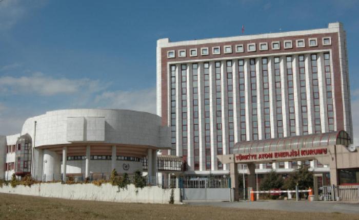 TAEK'de iki daire başkanlığı oluşturuldu