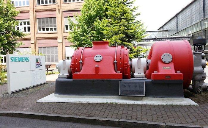 Siemens Ermenistan'a gaz çevrim santrali kuracak