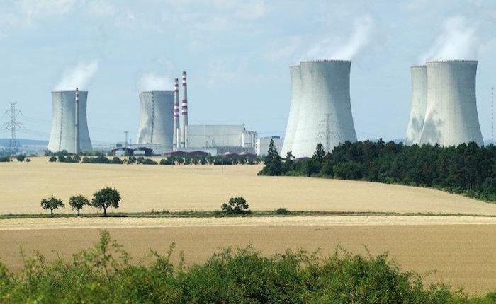 Çekya'dan nükleer santral projesine onay