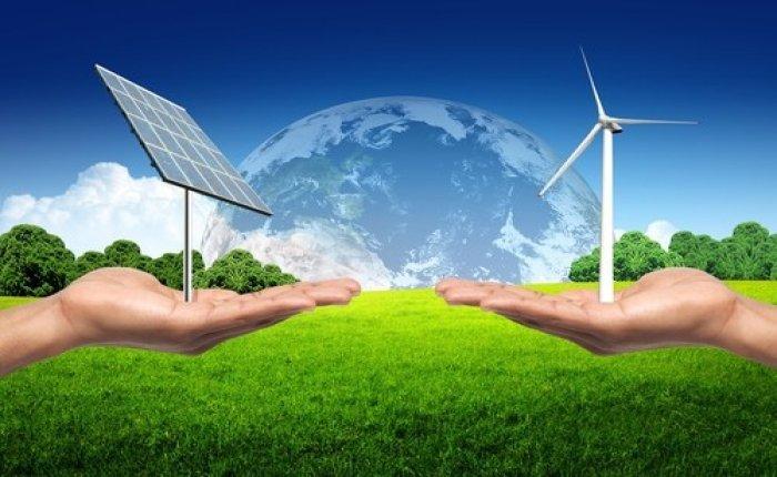 Çinrüzgar ve güneşten elektrik üretimini artırıyor