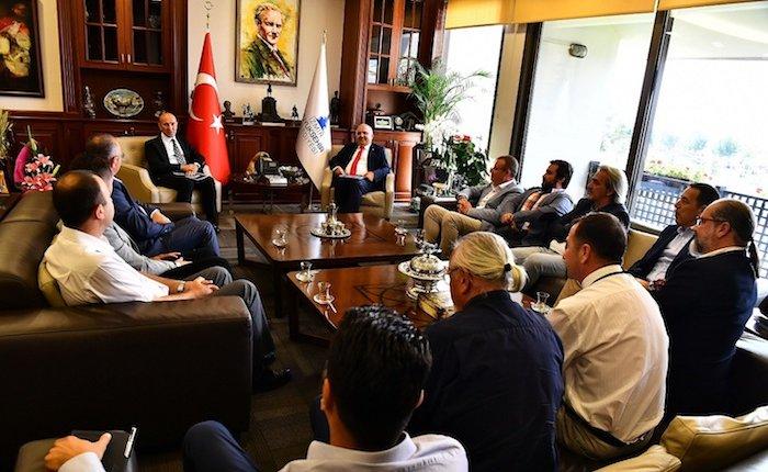 İzmir yenilenebilir enerjide ENSİA ile işbirliği yapacak