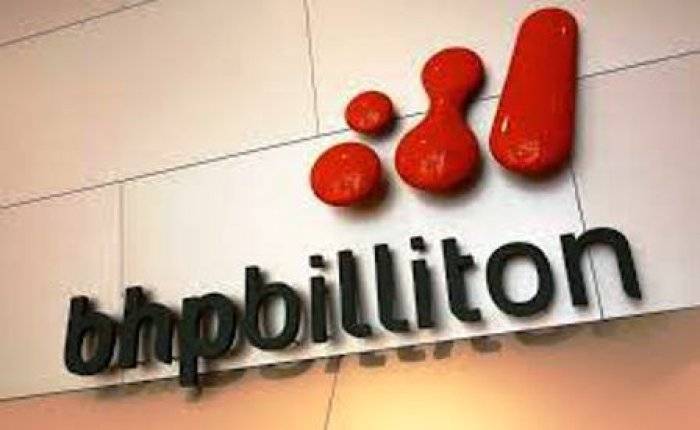 BHP Billiton'un kömür üretimi yüzde 6 düştü
