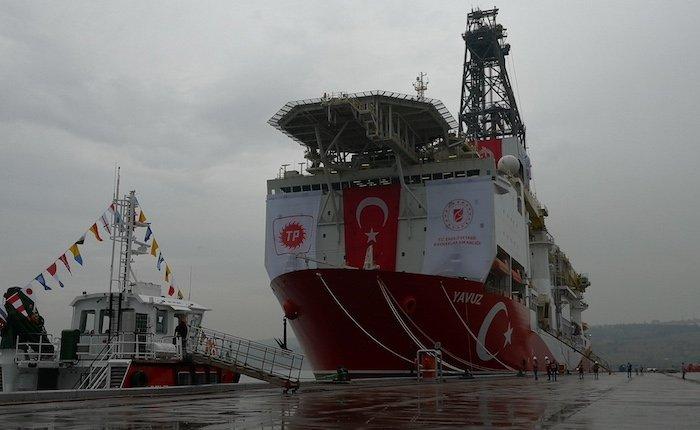 TBMM'den Doğu Akdeniz çalışmalarına destek açıklaması