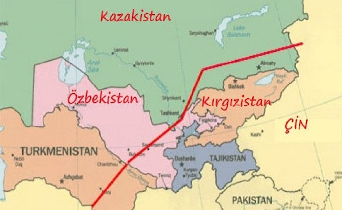 Türkmenistan Çin'in en büyük gaz tedarikçisi olacak