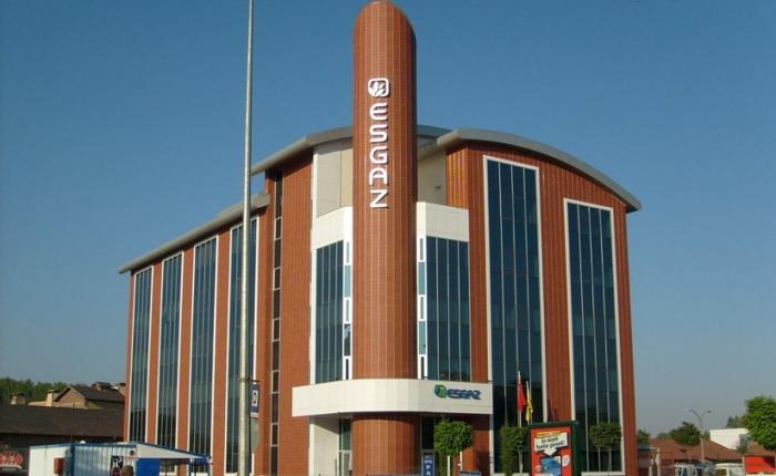 Esgaz'ın yatırım tavanına 10,8 milyon lira ilave edildi
