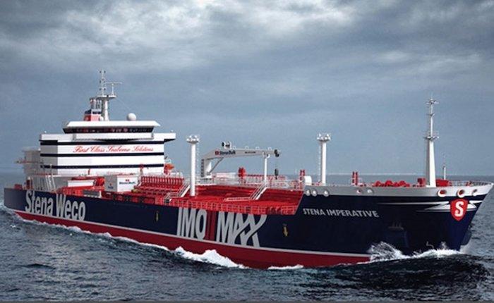 İran Hürmüz Boğazı'nda İngiliz gemisini alıkoydu