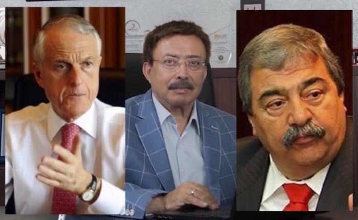 Anadolu'nun en etkili 50 iş insanından yedisi enerjici