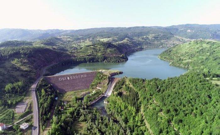 Erdemir Zonguldak'ta 5 MW'lık Kızılcapınar HES kuracak