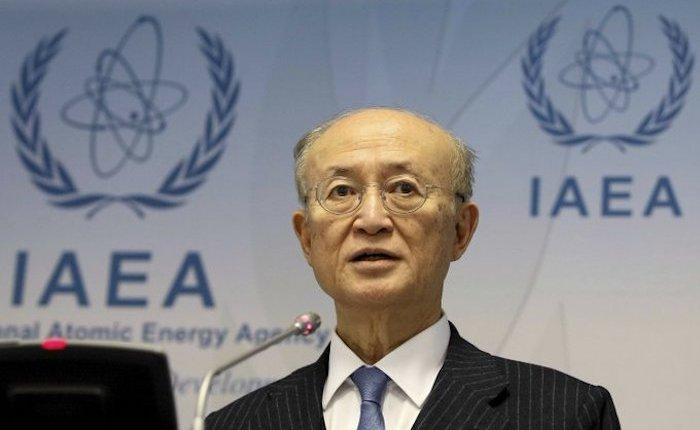 IAEABaşkanı Yukiya Amano vefat etti