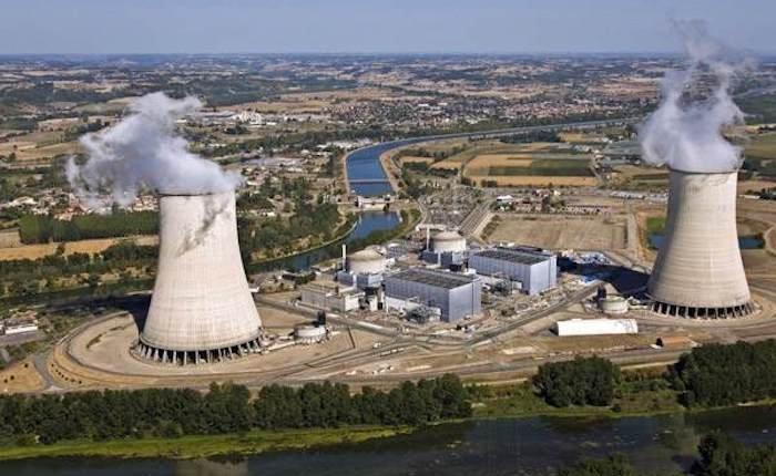 İklim değişikliği nükleer santralleri de vuruyor