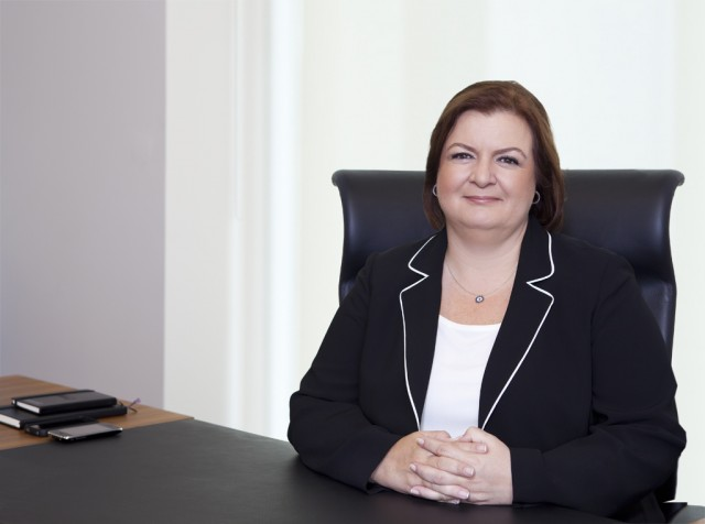 Canan Özsoy, GE Türkiye'nin yeni Başkan ve CEO'su oldu