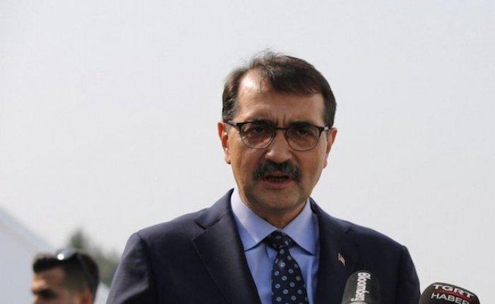 Dönmez: Türkiye doğalgaz arz meselesi defterini tamamen kapattı