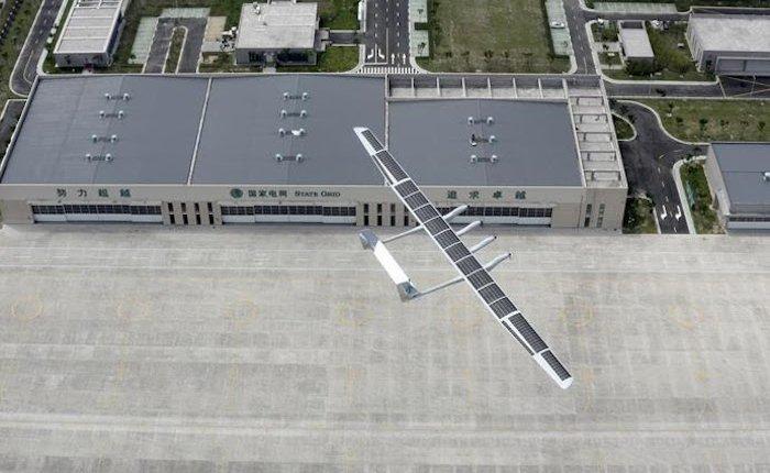 Çin'de güneş enerjili iha ilk uçuşunu gerçekleştirdi