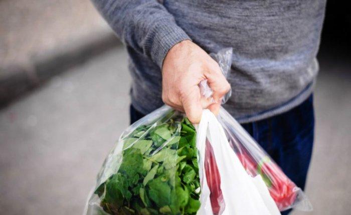 Almanya plastik poşeti tamamen yasaklamayı planlıyor