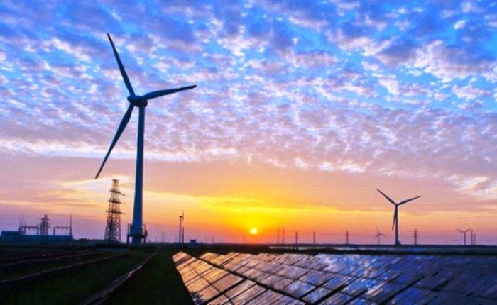 Elektrik üretiminde yenilenebilirin payı yüzde 45 arttı