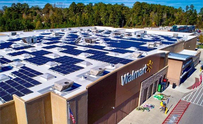 Walmart'tan Tesla'ya güneş paneli davası