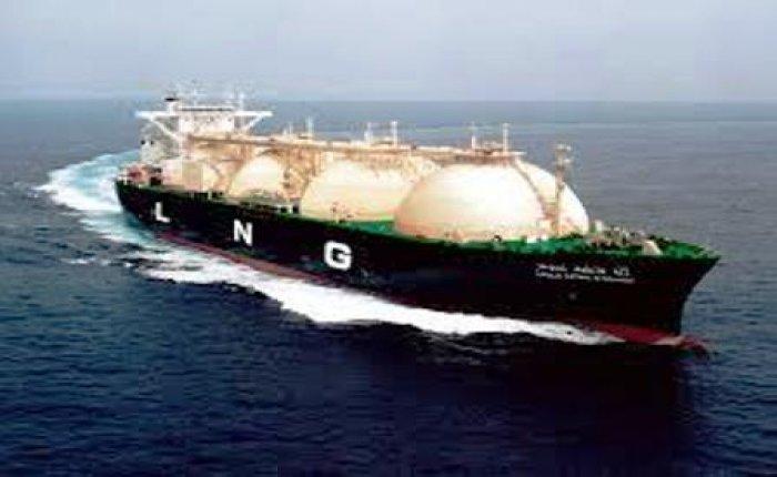 Çin'in Temmuz'da LNG ithalatı yüzde 18 arttı