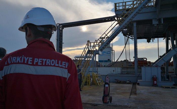 TPAO Tekirdağ'da doğalgaz buldu