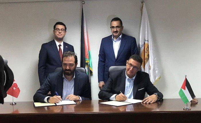 Zorlu Enerji Filistin'de 1,8 MW'lık GES kuracak