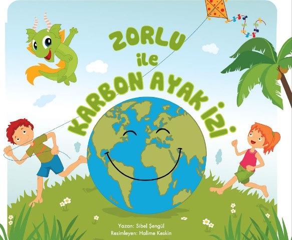 Zorlu`dan çocuklara özel çevre ve enerji kitabı
