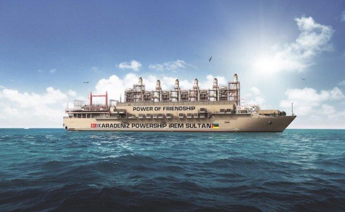 Karadeniz Holding ve Japon MOL Mozambik'e elektrik sağlayacak