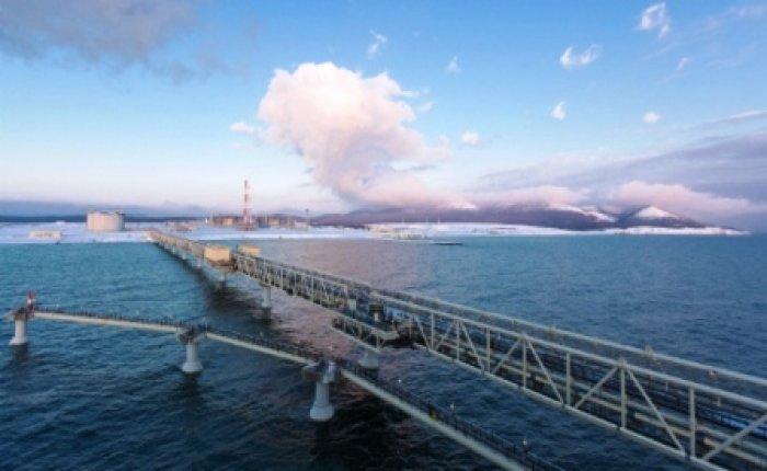 Sakhalin 1 Konsorsiyumu LNG tesisi kuracak
