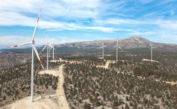 Akfen'in Hasanoba RES'inde 8 türbin daha geçici kabul aldı