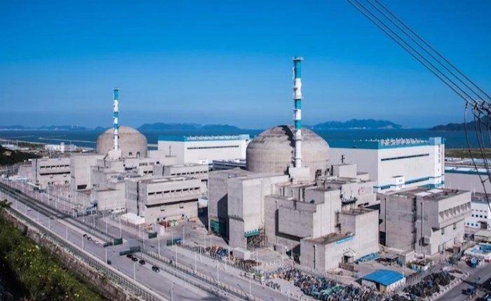 Çin'deki Taishan NGS'nin 2. reaktörü devrede