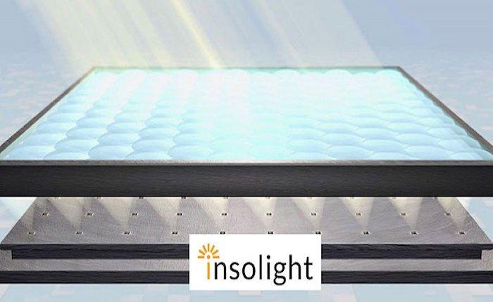 Insolight güneş panellerinde yüzde 29 verimliliğe ulaştı