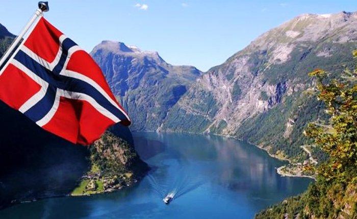 Norveç Denizi'nde gaz keşfi!