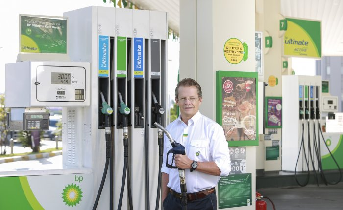BP'den motoru temizleyen akaryakıt katkısı