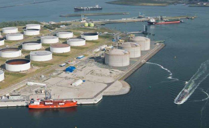 BP Danimarkalı Ørsted'e LNG tedarik edecek