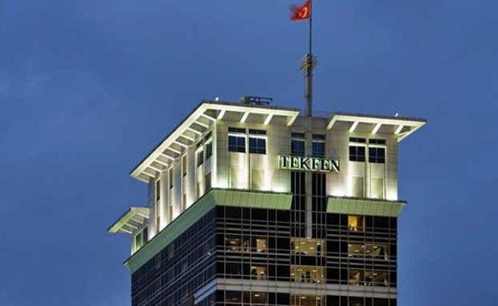 Tekfen Holding 67,4 milyon lira zarar etti